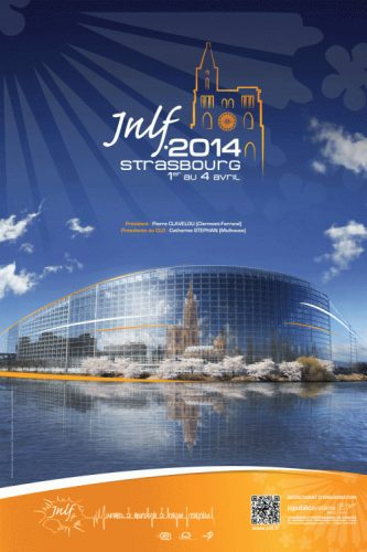 JNLF 2014 – Strasbourg