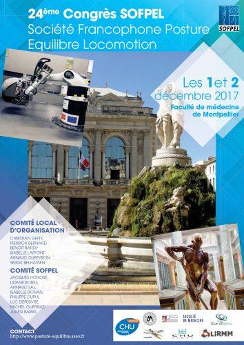 XXIVème Congrès de la SOFPEL 2017– Montpellier