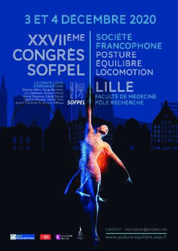 XXVIIeme Congrès de la SOFPEL 2020 Lille